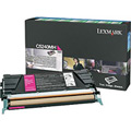 Lexmark C5240MH Magenta Original High Capacity Return Program Toner Cartridge