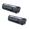 Compatible Twin Pack HP 12A Laser Toner Cartridges
