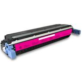 999inks Compatible Magenta HP 645A Laser Toner Cartridge (C9733A)