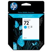 HP 72 Cyan Original Ink Cartridge with Vivera Ink (C9398A)