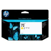 HP 72 Yellow Original High Capacity Ink Cartridge with Vivera Ink (C9373A)