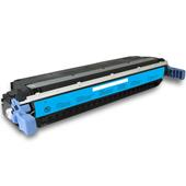 999inks Compatible Cyan HP 645A Laser Toner Cartridge (C9731A)