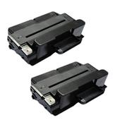 Compatible Twin Pack Xerox 106R02311 Black Laser Toner Cartridges