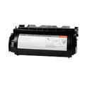999inks Compatible Black Lexmark 12A7462 High Capacity Laser Toner Cartridge