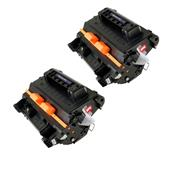 Compatible Twin Pack 81X High Capacity Laser Toner Cartridges