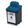 999inks Compatible Black Lexmark 50 Inkjet Printer Cartridge