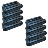 999inks Compatible Eight Pack HP 16A Laser Toner Cartridges