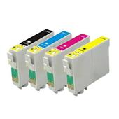 999inks Compatible Multipack Epson T03U1-U4 1 Full Set Inkjet Printer Cartridges