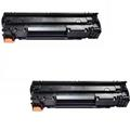 Compatible Twin Pack HP 83A Laser Toner Cartridges