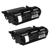 999inks Compatible Twin Pack Dell 593-11049 Black High Capacity Laser Toner Cartridges