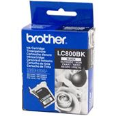 Brother LC800BK Black Original Printer Ink Cartridge (LC-800BK)