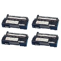 Compatible Quad Pack Epson S050583 Laser Toner Cartridges