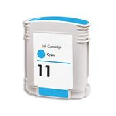 999inks Compatible Cyan HP 11 Inkjet Printer Cartridge