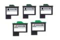 Compatible Multipack Lexmark 16/26 2 Full Sets + 1 Extra Black Inkjet Printer Cartridges