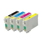 999inks Compatible Multipack Epson T1631 1 Full Set Inkjet Printer Cartridges