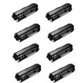 999inks Compatible Eight Pack Dell 593-11055 Black Laser Toner Cartridges