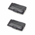 999inks Compatible Twin Pack Samsung ML-D3050A Black Standard Capacity Laser Toner Cartridges