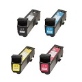 Compatible Multipack HP 825A.824A 1 Full Set Laser Toner Cartridges