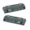 999inks Compatible Twin Pack HP 53A Laser Toner Cartridges