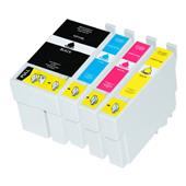 999inks Compatible Multipack Epson TN2711 1 Full Set Inkjet Printer Cartridges
