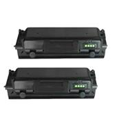 999inks Compatible Twin Pack Samsung MLT-D204U Black Extra High Capacity Laser Toner Cartridges