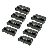 999inks Compatible Eight Pack Ricoh 406685 Black Laser Toner Cartridges