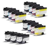 999inks Compatible Multipack Brother LC3237 3 Full Sets + 3 FREE Black Inkjet Printer Cartridges