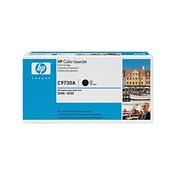 HP C9730A Black Original Toner Cartridge with Smart Printing Technology