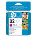 HP 82 Magenta Original High Capacity Ink Cartridge (69ml)