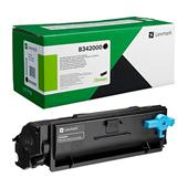 Lexmark B342000 Black Original Standard Capacity Return Program Toner Cartridge