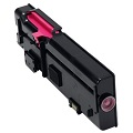 999inks Compatible Magenta Dell 593-BBBS (V4TG6) High Capacity Laser Toner Cartridge