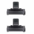 Compatible Twin Pack Samsung ML-1610D2 Black Laser Toner Cartridges