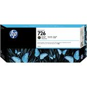 HP 726 Matte Black Original Ink Cartridge (CH575A)