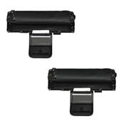 Compatible Twin Pack Samsung MLT-D119S Black Laser Toner Cartridges