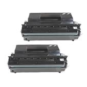999inks Compatible Twin Pack Brother TN1700 Black Laser Toner Cartridges
