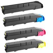 999inks Compatible Multipack Kyocera TK-5305K/C/Y/M 1 Full Set Laser Toner Cartridges