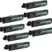 999inks Compatible Eight Pack Dell 593-10838 Black High Capacity Laser Toner Cartridges