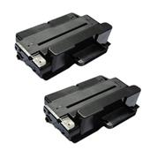 Compatible Twin Pack Xerox 106R02313 Black Extra High Capacity Laser Toner Cartridges