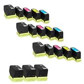 999inks Compatible Multipack Epson 202XLBK/Y 3 Full Sets + 3 FREE Black Inkjet Printer Cartridges