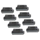 999inks Compatible Eight Pack Brother TN1700 Black Laser Toner Cartridges