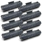999inks Compatible Eight Pack HP 79A Black Laser Toner Cartridges