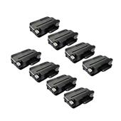 Compatible Eight Pack Xerox 106R02313 Black Extra High Capacity Laser Toner Cartridges