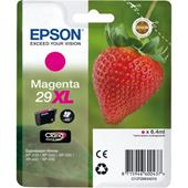 Epson 29XL (T29934010) Magenta Original Claria Home High Capacity Ink Cartridge (Strawberry)
