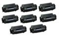 Compatible Eight Pack HP 10A Laser Toner Cartridges