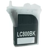 999inks Compatible Brother LC800BK Black Inkjet Printer Cartridge