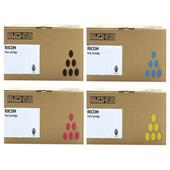 Ricoh 841784/87 Full Set Original Toners