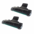 Compatible Twin Pack Samsung ML-2010D3 Black Laser Toner Cartridges