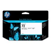 HP 72 Black Original High Capacity Photo Ink Cartridge with Vivera Ink (C9370A)