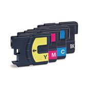 Compatible Multipack Brother LC985 1 Full Set Inkjet Printer Cartridges