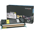 Lexmark C5342YX Yellow Original Extra High Capacity Return Program Toner Cartridge